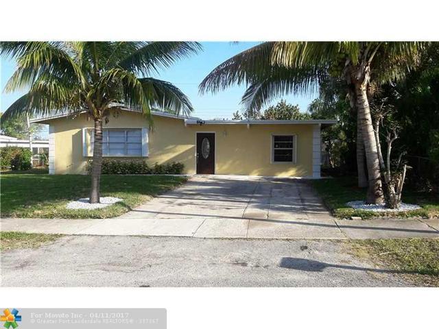 1019 W Jennings St, Lantana, FL 33462