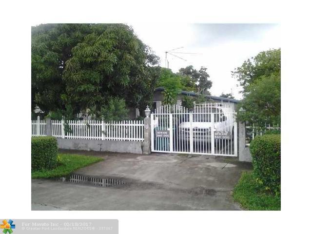 931 NW 34th Way, Lauderhill, FL 33311