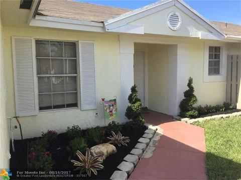 3760 NW 107th Ter, Sunrise, FL 33351