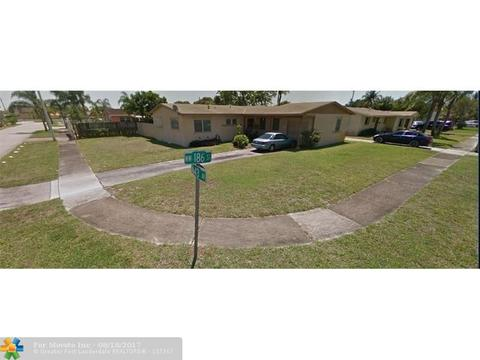 4300 NW 186 StMiami Gardens, FL 33055