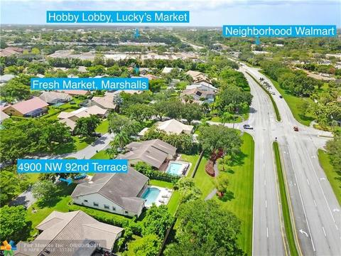 4900 NW 92nd Ter, Coral Springs, FL 33067 MLS# F10134782 - Movoto.com