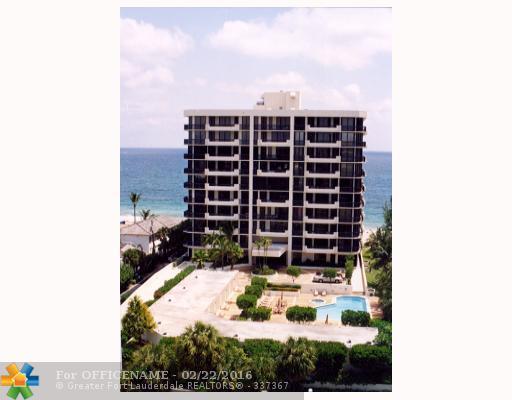 1300 S Ocean Bl #PH-2, Pompano Beach, FL 33062