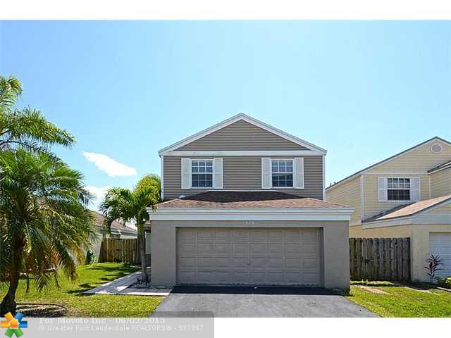 229 SW 159th Way Fort Lauderdale, FL 33326