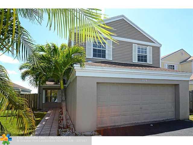 229 SW 159th Way, Fort Lauderdale FL 33326
