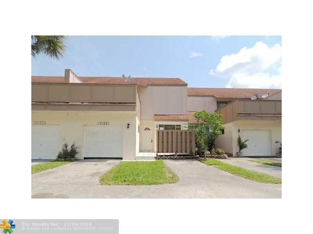 8189 NW 8th Mnr #6, Plantation, FL 33324
