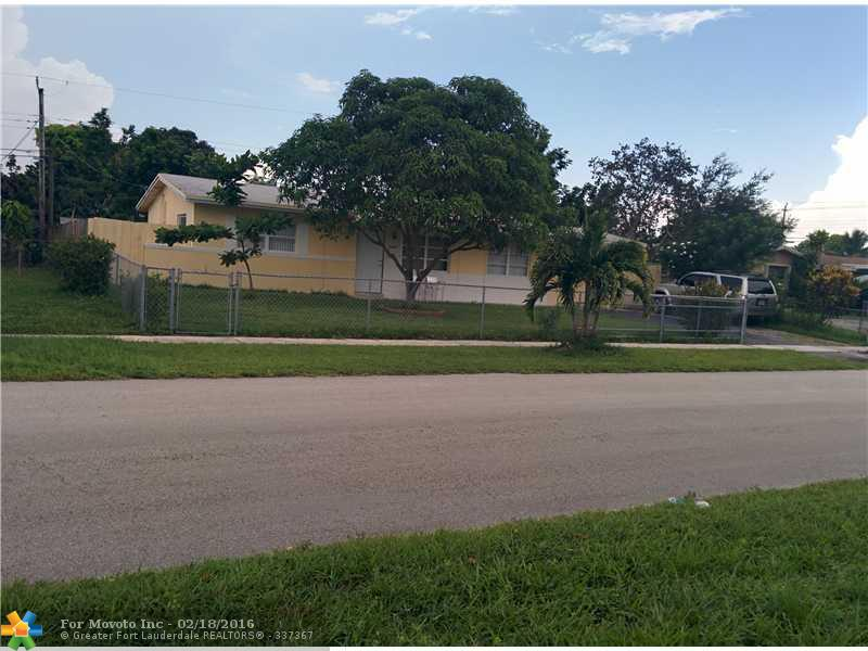 5480 NW 12 Court, Lauderhill, FL 33313