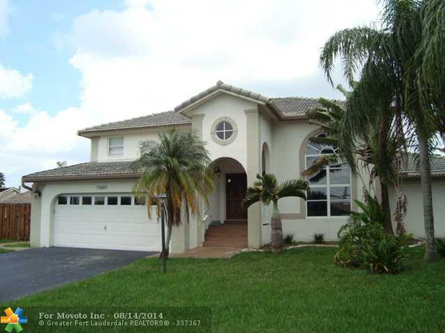 Cobblestone pembroke pines model homes