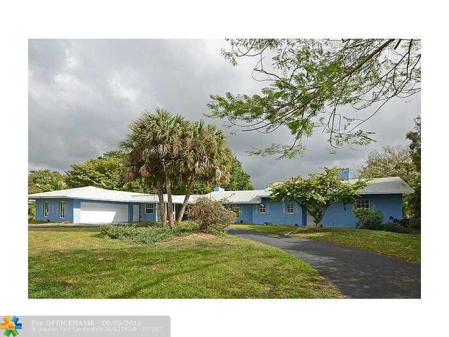 400 E Tropical Way, Plantation, FL 33317
