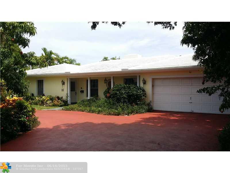 16 Fort Royal Isle, Fort Lauderdale, FL