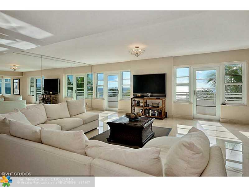 101 S Fort Lauderdale Beach #408, Fort Lauderdale, FL 33316