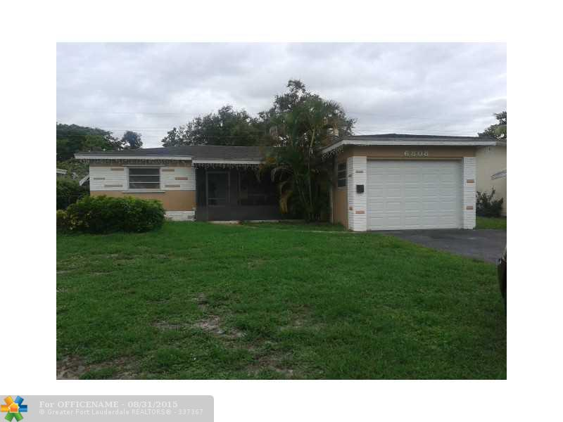 6808 SW 9th St, Hollywood, FL