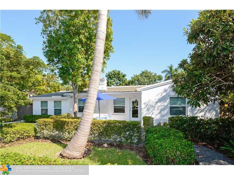 744 NE 16th Ave, Fort Lauderdale, FL