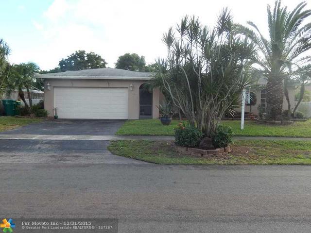 12430 SW 1st Ct, Fort Lauderdale FL 33325