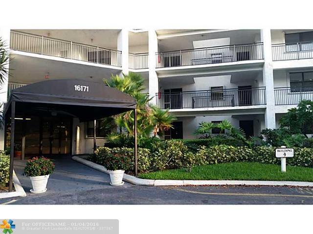 16171 Blatt Blvd #APT 401, Fort Lauderdale FL 33326