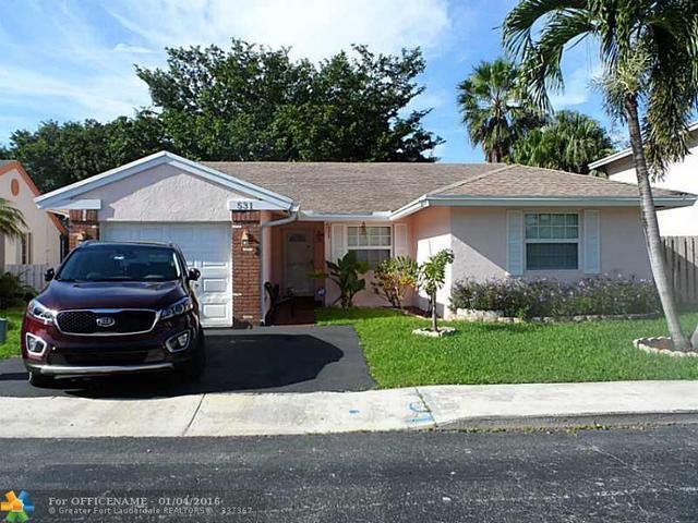 531 Mulberry Ln, Fort Lauderdale FL 33325