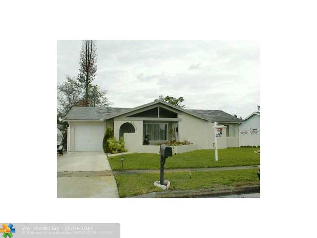 5515 SW 8th St, Margate, FL 33068