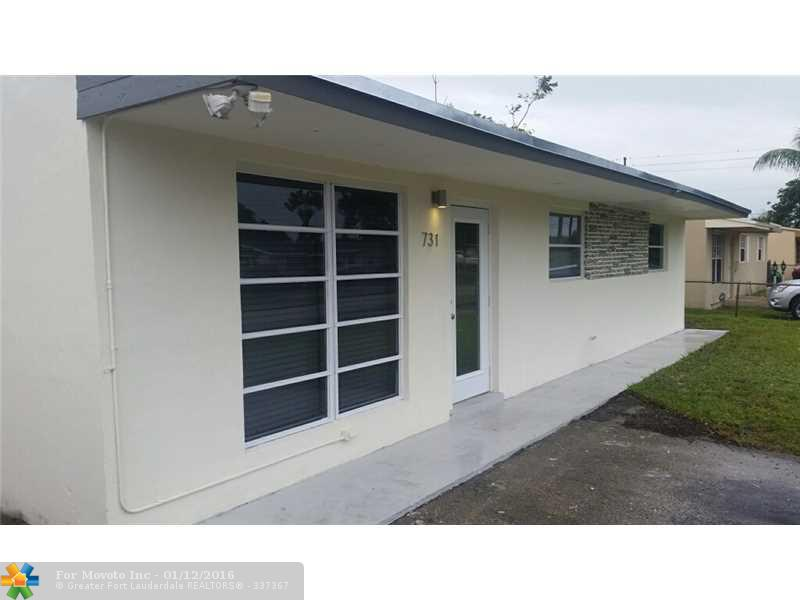 731 NW 70th Ter, Hollywood, FL