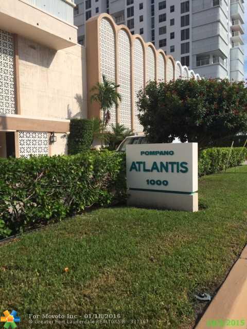1000 S Ocean Blvd #APT 10c, Pompano Beach, FL