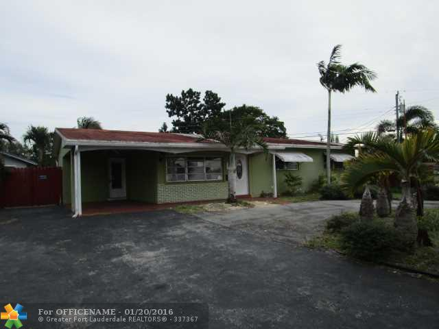 221 SW 68th Ter, Hollywood, FL