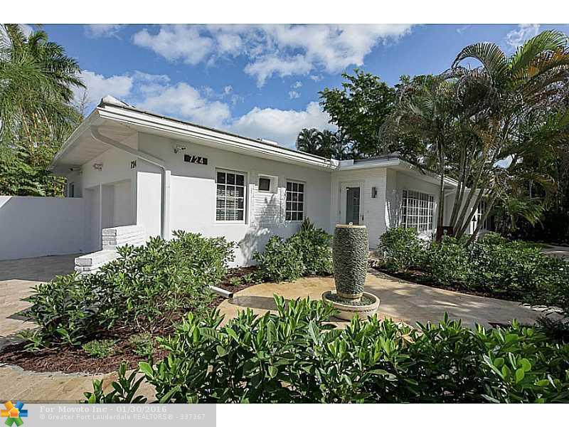 724 NE 16th Ter, Fort Lauderdale, FL