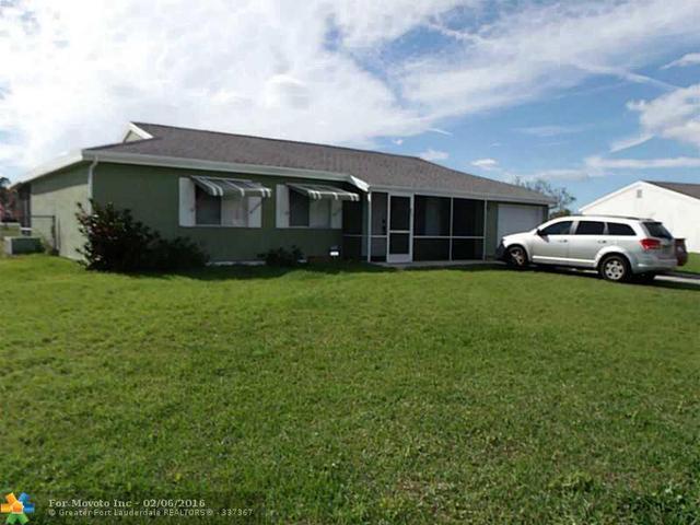 442 SW Bridgeport, Port Saint Lucie FL 34953