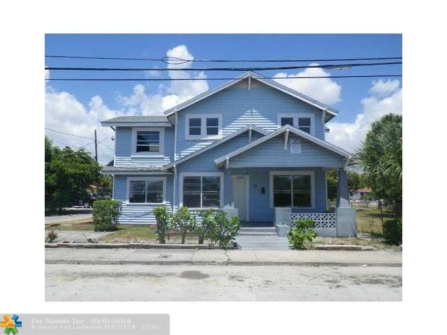 1117 Rosemary Ave, West Palm Beach FL 33401