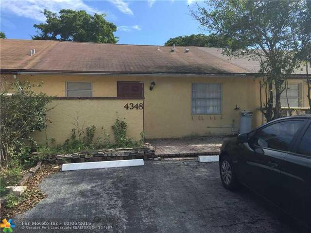 4348 NW 5th Ave #APT 4348, Pompano Beach FL 33064