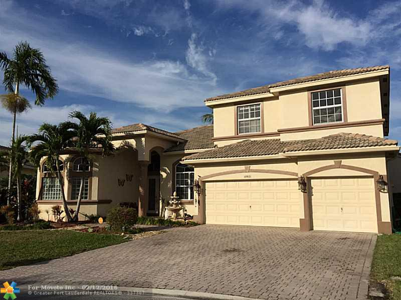 10921 NW 49th Drive, Coral Springs, FL 33076