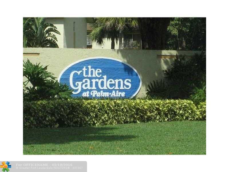 702 Gardens #APT 103, Pompano Beach, FL