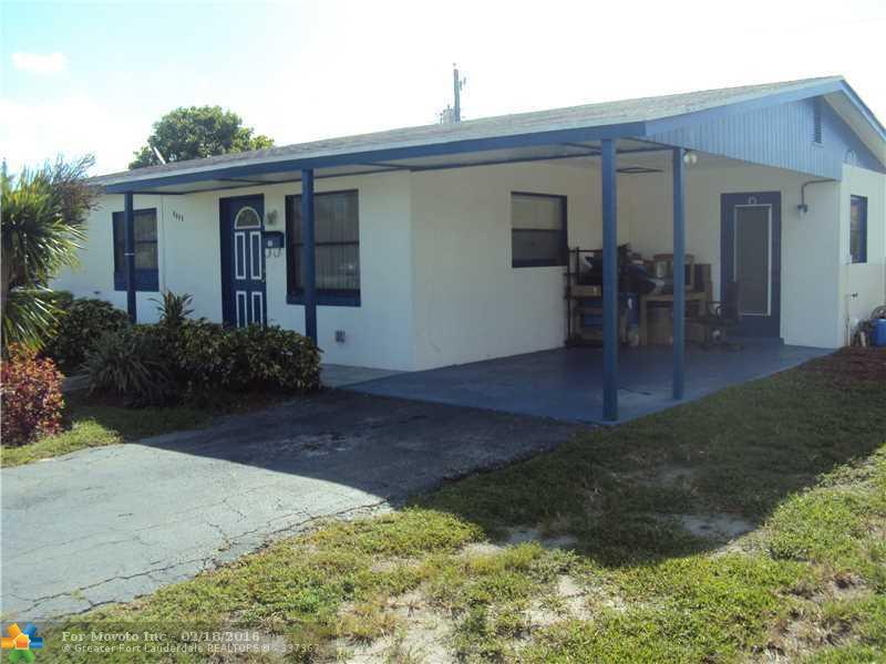 4960 NW 13th Street, Lauderhill, FL 33313
