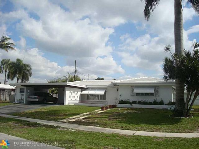 5385 Balsam Ter, Fort Lauderdale, FL