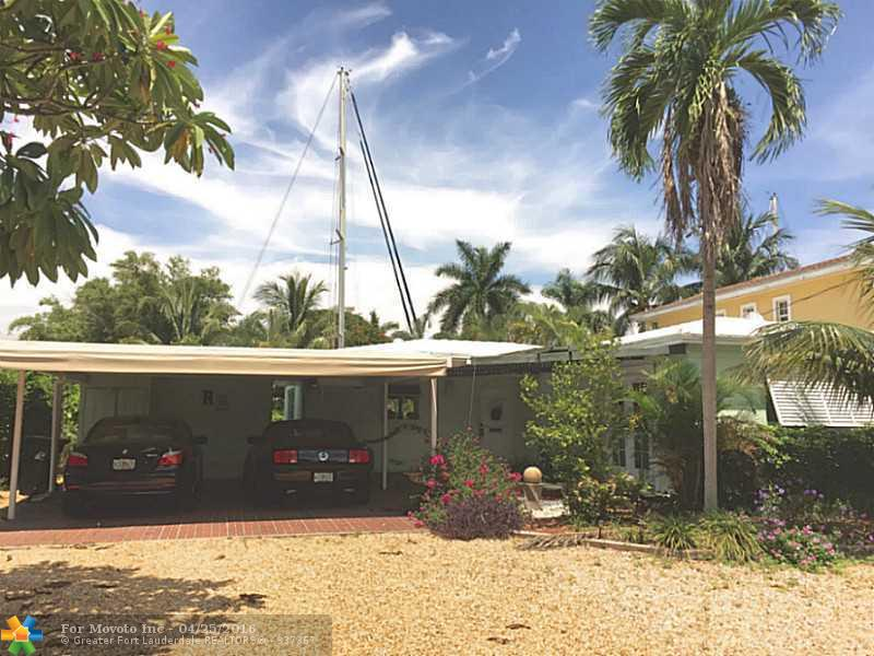 1001 Mandarin Isle, Fort Lauderdale, FL