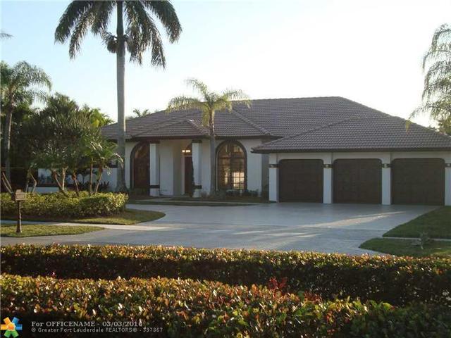16180 Saddle Ln Fort Lauderdale, FL 33326