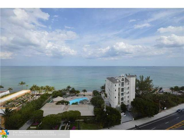 1905 N Ocean Bl #12F, Fort Lauderdale, FL 33305