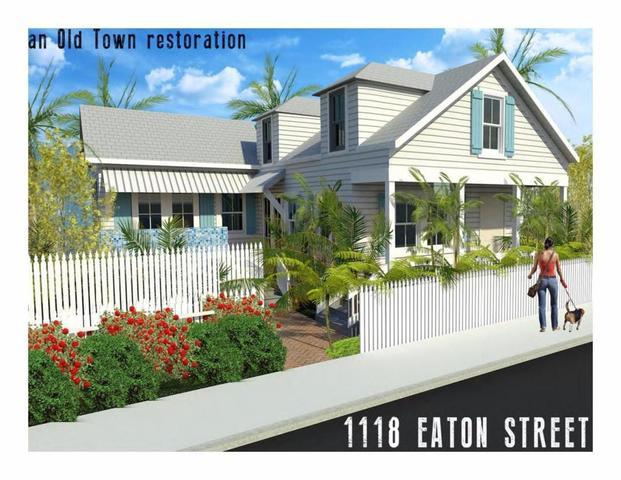 1118 Eaton St, Key West, FL 33040