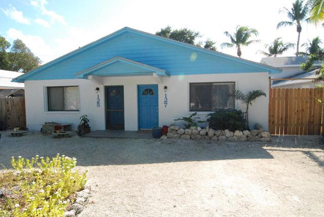 125 127 Casa Court Dr, Key Largo, FL 33037