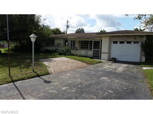 402 E Bougainvillea Rd, Lehigh Acres, FL