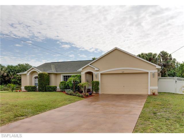 522 Poinsettia Ave, Lehigh Acres FL 33972