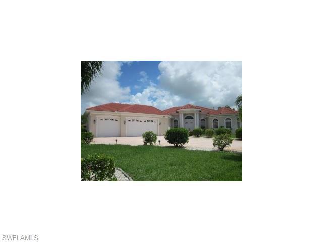 4725 SW 26th Pl, Cape Coral FL 33914