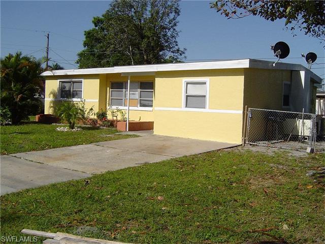 1406 Veronica S Shoemaker Boulevard, Fort Myers, FL 33916