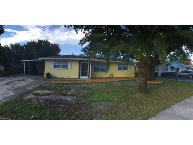 966 Narcissus Street, North Fort Myers, FL 33903