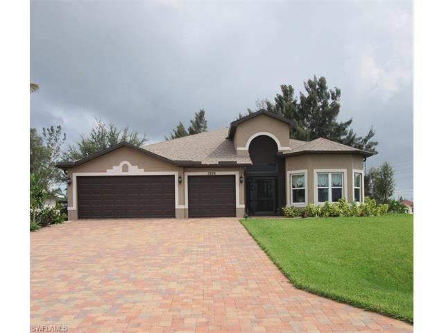 2256 SW Embers Ter, Cape Coral, FL 33991