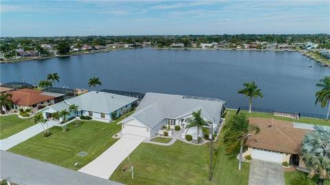 cape coral water hookup