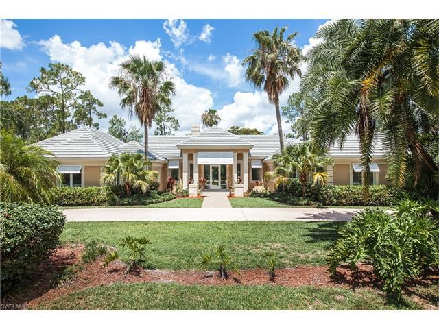 13501 Pond Apple Drive E, Naples, FL 34119
