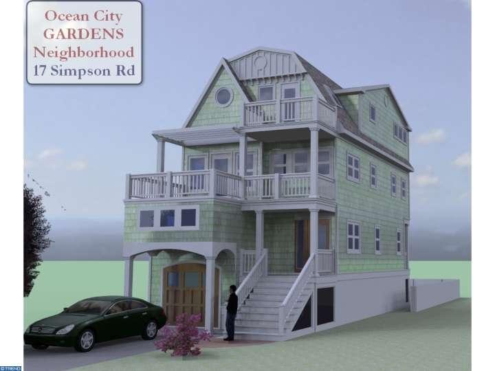 17 Simpson Rd, Ocean City, NJ 08226