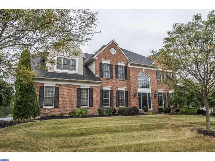 574 Hawthorne Dr, Harleysville, PA