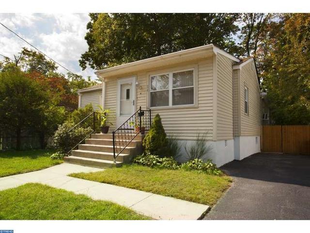 34 Willis Ave, Cherry Hill, NJ 08002