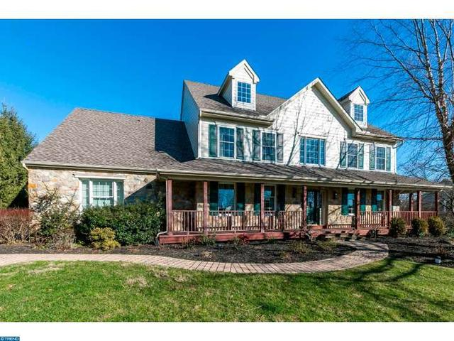 712 Peach Tree Dr, West Chester PA 19380