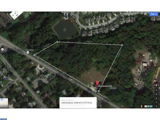 68 N Lakeview Dr, Gibbsboro, NJ 08026