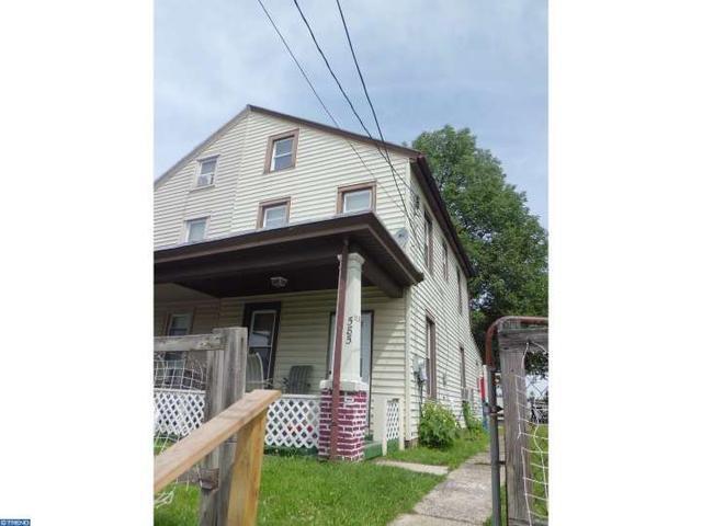 585 Jefferson Ave, Pottstown, PA
